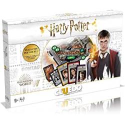 Chollo - Cluedo Harry Potter Edición Caja Blanca Juego de mesa | Winning Moves Eleven Force 40341