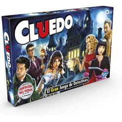 Chollo - Cluedo Juego de mesa | Hasbro gaming 38712793