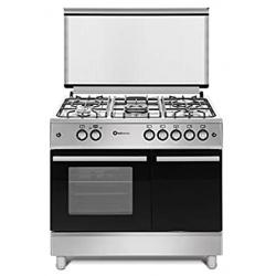 Chollo - Cocina de Gas con Horno SolThermic F9LT50G2-I INOX Portabombona