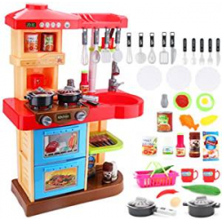 Chollo - Cocinita de Juguete My Little Chef con 30 Accesorios
