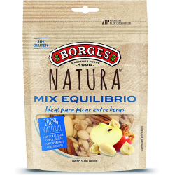 Chollo - Borges Natura Cocktail Frutos Secos Mix Equilibrio 130g