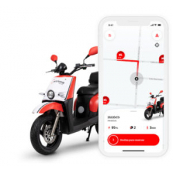Chollo - Código Acciona Motosharing (80 Minutos Gratis)
