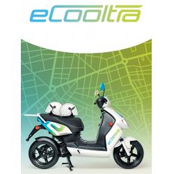 Chollo - Código Promocional eCooltra Motosharing  (Gratis 20€ - 77 minutos)