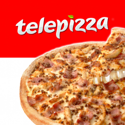 Chollo - Cupón Telepizza (-40%)