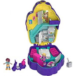 Chollo - Cofre Cupcake Sorpresa Polly Pocket - Mattel FRY36