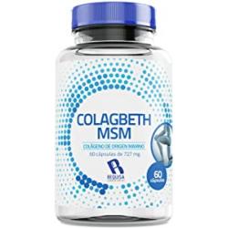 Chollo - Bequisa Colagbeth MSM 60 cápsulas