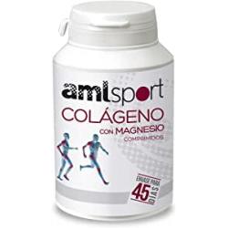 Chollo - Colágeno con magnesio AMLsport Ana Maria LaJusticia 270 Comprimidos - 8436000680492