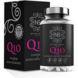 Chollo - NatureSmart Colágeno con Q10, Ácido Hialurónico y Magnesio 90 cápsulas