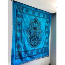 Chollo - Colcha Hindú Artesanal Textiles LD
