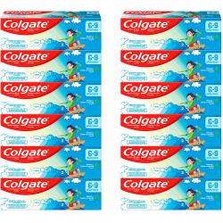Chollo - Colgate Kids 6-9 años Pasta dentrífica Pack 12x 50 ml