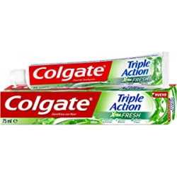 Chollo - Colgate Triple Acción Xtra Fresh Pasta de dientes 75ml | 8718951217416