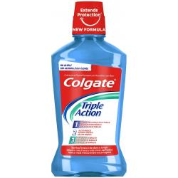 Chollo - Colgate Triple Action Menta Enjuague bucal 500ml   8714789912974