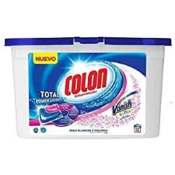 Chollo - Colon Total Power Gel Caps Vanish Detergente para ropa concentrado 12 Cápsulas | 3049393