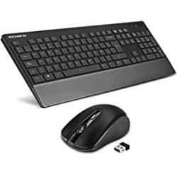 Chollo - Combo teclado y ratón inalámbricos VicTsing - ESAA3