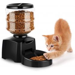 Chollo - Comedero Automático para Mascotas Amzdeal (5,5L)