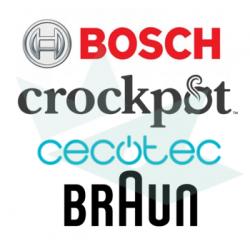 Chollo - Compra 2 unidades, ahorra el 50 % en 1 (Cecotec, Braun, Crock-Pot, Bosch)
