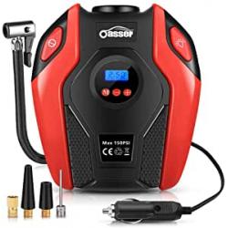 Chollo - Compresor de aire para coche Oasser 12V 150psi