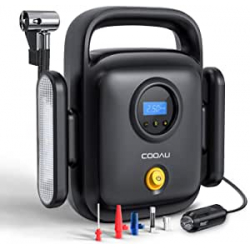 Chollo - Compresor de aire portátil Cooau 12V 150PSI