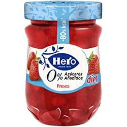Chollo - Confitura Hero Diet 0% azúcares añadidos (280g)