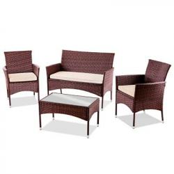 Conjunto de Muebles de Jardín Mc Haus Trento