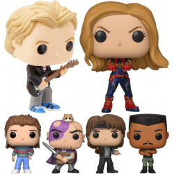 Chollo - Consigue 3 Funkos por 15€ en Amazon y Fnac