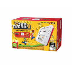 Chollo - Consola Nintendo 2DS + New Super Mario Bros 2