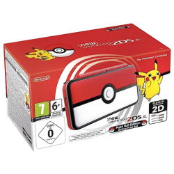 Chollo - Consola Nintendo New 2DS XL Edición Pokéball