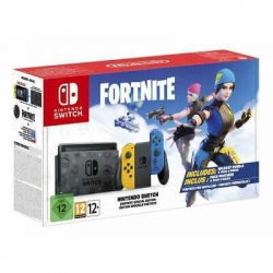 Chollo - Consola Nintendo Switch Fortnite Edición Limitada