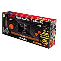 Chollo - Consola Retro Atari Handlheld Pacman Edition 60 Juegos