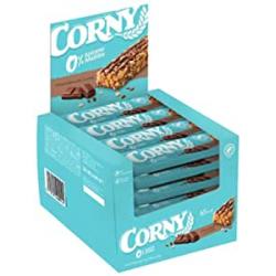Chollo - Corny 0% Chocolate con leche Barritas Pack 12x 20g
