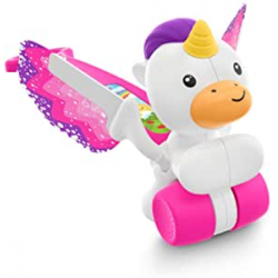 Chollo - Correpasillos unicornio Fisher-Price (Mattel GCV72)