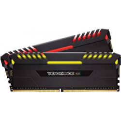 Chollo - Corsair Vengeance RGB Series 16GB (2x 8GB) DDR4 2666MHz CL16