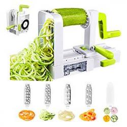 Chollo - Cortador Espiralizador de Alimentos Deik Slicer (B485)