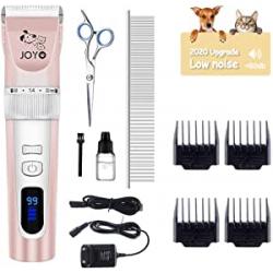 Chollo - Cortapelos inalámbrico para mascotas Joyo + Accesorios