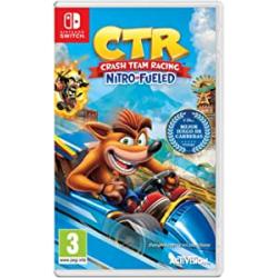 Chollo - Crash Team Racing Nitro Fueled | Nintendo Switch [Versión física]