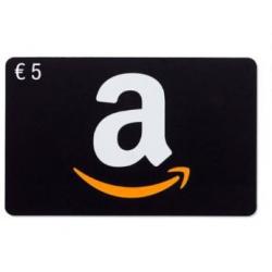 Gratis Crédito de 5€ al Comprar 50€ en Cheques Regalo