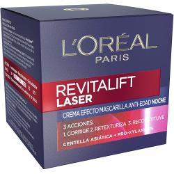 Chollo - Crema de Noche L'Oréal Paris Revitalift Laser X3 (50g)