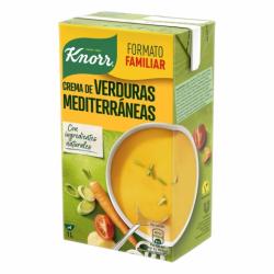 Chollo - Crema de verduras mediterráneas Knorr 1L