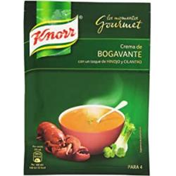 Chollo - Crema Gourmet de Bogavante e Hinojo Knorr 61g