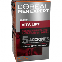 Chollo - Crema hidratante anti-edad L'Oréal Men Expert Vita Lift 5 (50ml)