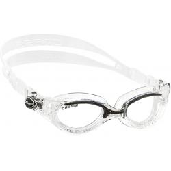 Chollo - Cressi Flash Med Negro-transparente Gafas de natación