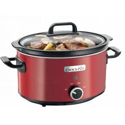 Chollo - Crock-Pot SCV400RD-050 Olla de Cocción Lenta  3.5L