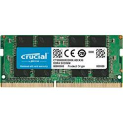 Chollo - Memoria RAM Crucial 16GB DDR4-2400 SODIMM - CT16G4SFD824A