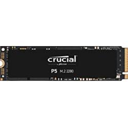 Chollo - Crucial P5 1TB SSD M.2 PCIe NVMe | CT1000P5SSD8