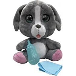 Chollo - Cry Pets: Perrito de peluche 22 cm - Famosa MTC00000