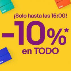 Chollo - Cupón eBay (-10% Extra en Todo)
