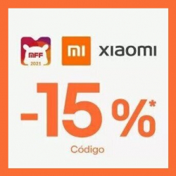 Chollo - Cupón -15% en selección Xiaomi
