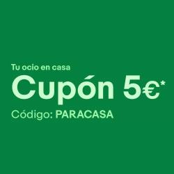 Chollo - Cupón -5€ en eBay