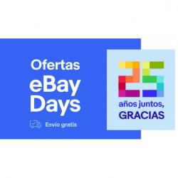 Chollo - Cupón -5% extra en selección eBay Days