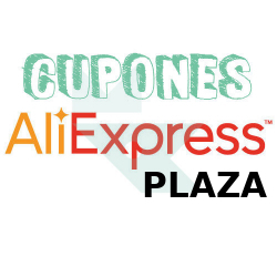 Chollo - Cupón Aliexpress Plaza -25€